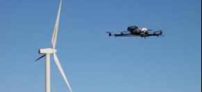 Wind turbine blade inspection services is important step to improve the operation efficiency of wind turbine