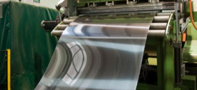 Technical Coil Coatings processing technology produces high-quality prepainted metal with minimal environmental impact