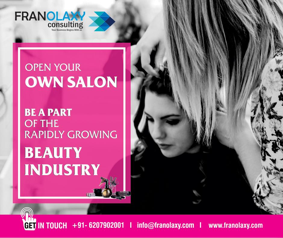 Beauty & Salon Franchise Opportunity